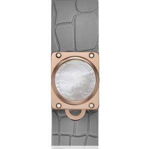 Access Activity Tracker Croco Embossed Silicone